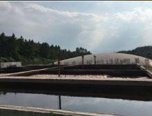 养殖废水项目现场
