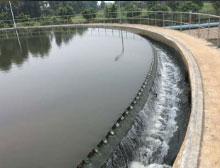 印染废水打标排放